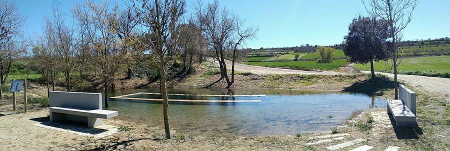 Parque de Pou de Madern - Autor ramon sunyer (2017)