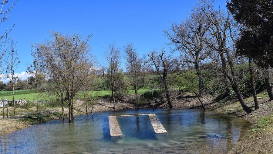 Park of Pou de Madern - Author ramon sunyer (2017)